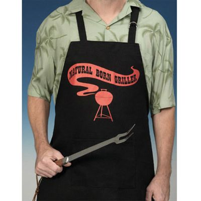 Natural Born Griller Apron