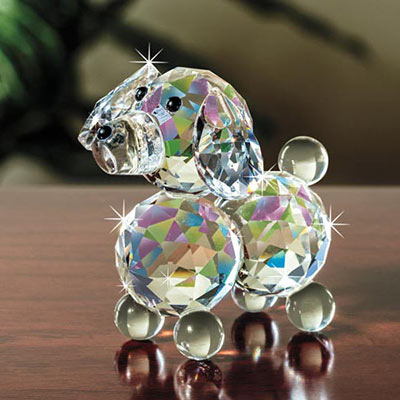 Crystal Dog