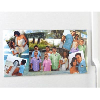 Magnetic Collage Frame  -          16 x 8
