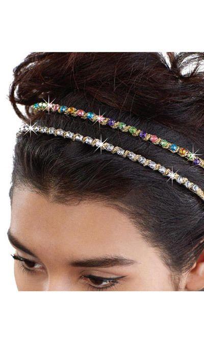 Pastel Bling Headband