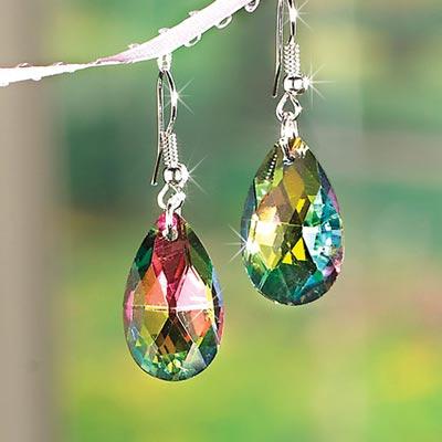 Mystical Pendant Earrings