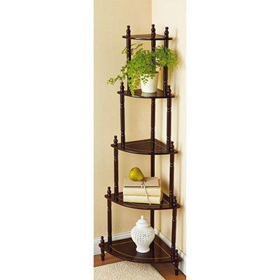 5 Tier Corner Shelf
