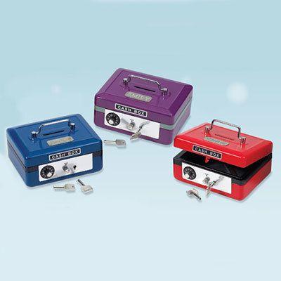 Personalized Cash Box