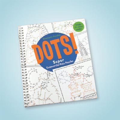 Dots! Puzzle Book