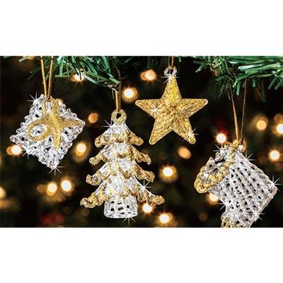 Handblown Glass Ornaments