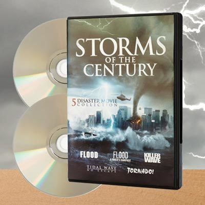 Storms of the Century DVD