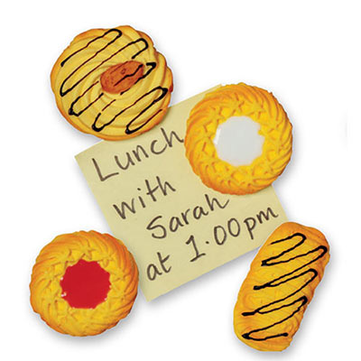 Nana's Best Cookie Magnets - Set of 4