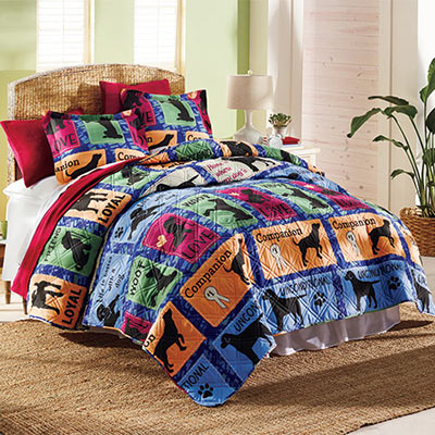 Life is Better! Quilt Set
