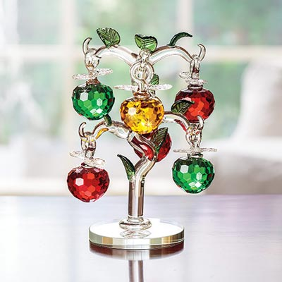 Crystal Apple Tree
