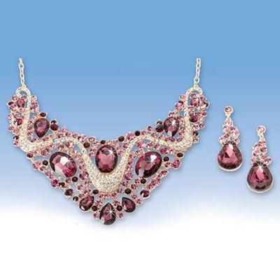 Opulent Jewelry Set