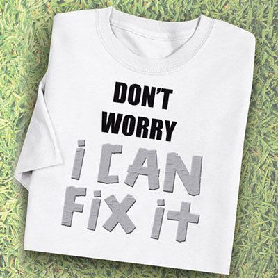 I Can Fix It Tee