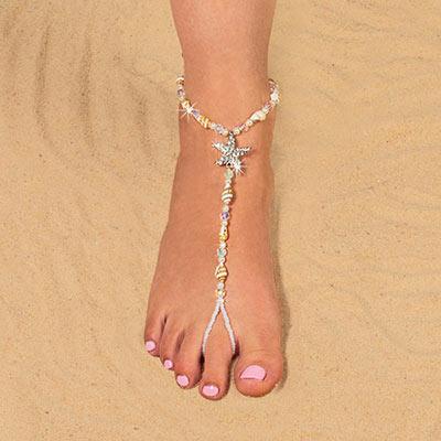 Starfish Barefoot Jewelry