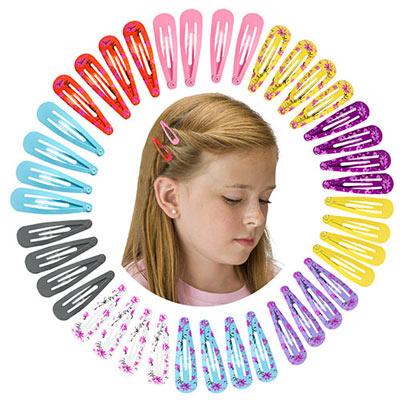 100 pc. Hair Clip Set