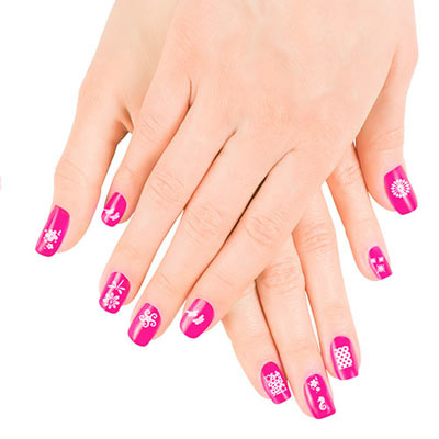 Nail Art Stamp Kit