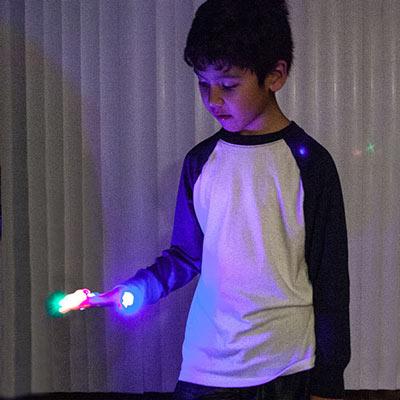 Finger Laser Lights- Set Of 5