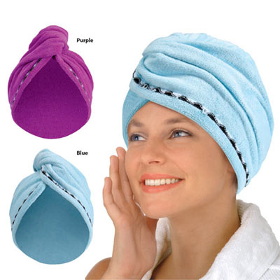Hair Drying Turban