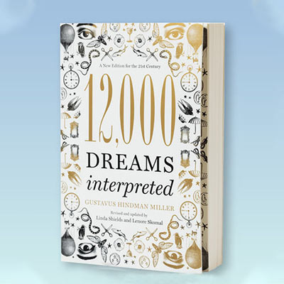 12,000 Dreams Interpreted Book