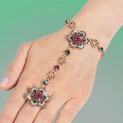 Renaissance Bracelet & Ring Combo