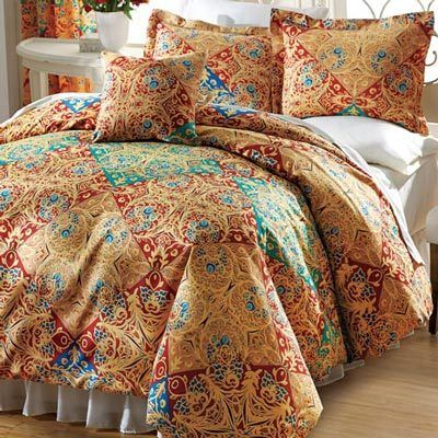 Regal Rialto Duvet Set & Accessories