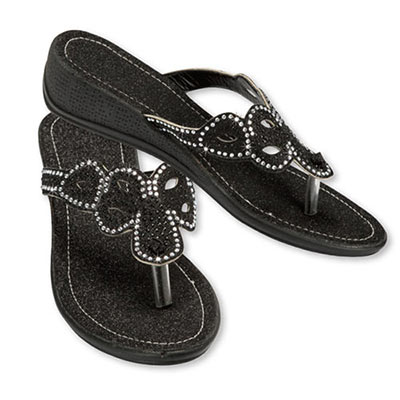 Blinged Out Sandals