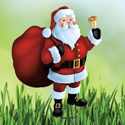 Santa Stake