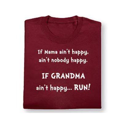 Mama Ain't Happy Tee