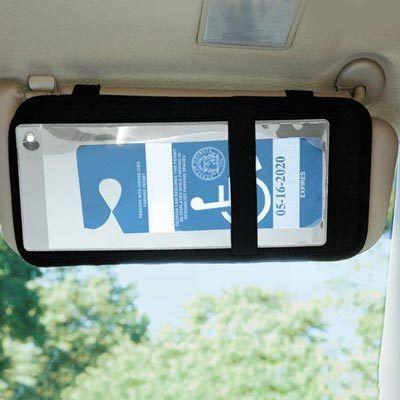 Ultimate Sun Visor Pocket