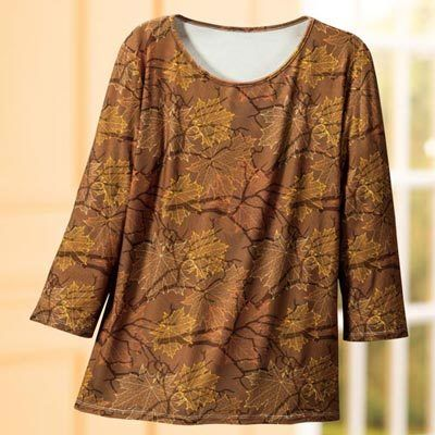 Falling Leaves Top