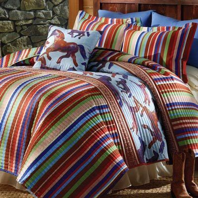 Wild & Free Quilt Set & Accessory