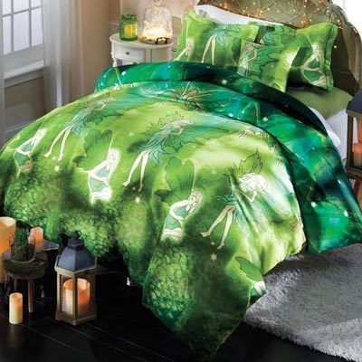 Mystic Goddess Duvet Cover & Accessories