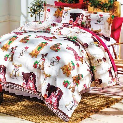 Santa's Helpers Duvet Set