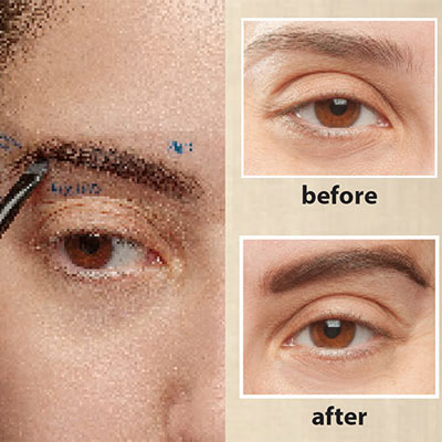 Instant Brows Stencil Sets