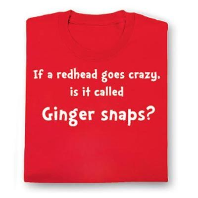 Ginger Snaps Tee