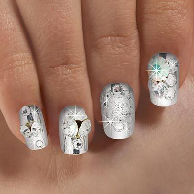 Ultimate Sparkle Nails