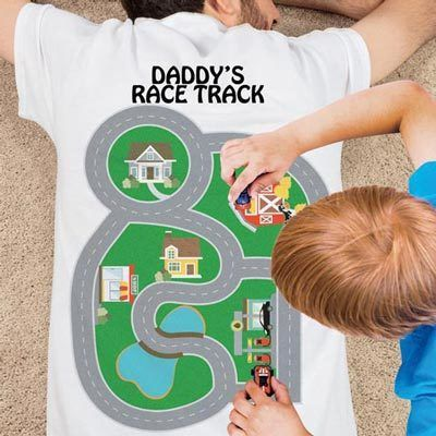 Race Track Tee