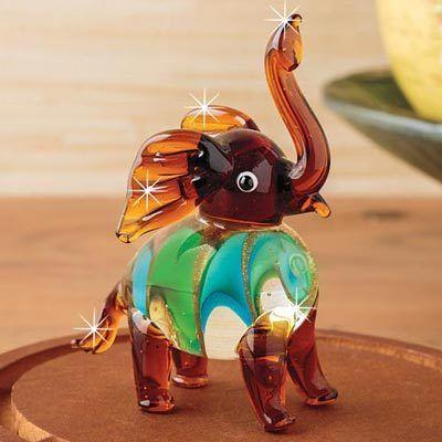 Friendly Good Luck Elephant