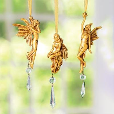 Victorian Angel Suncatchers