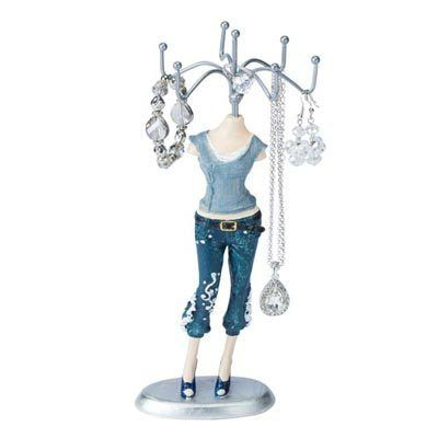 Denim Diva Jewelry Holder
