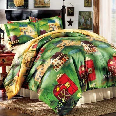 Sunshine Farm Duvet Set