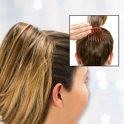 Volume Enhancing Hair Comb