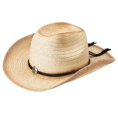 Woven Cowboy Hat