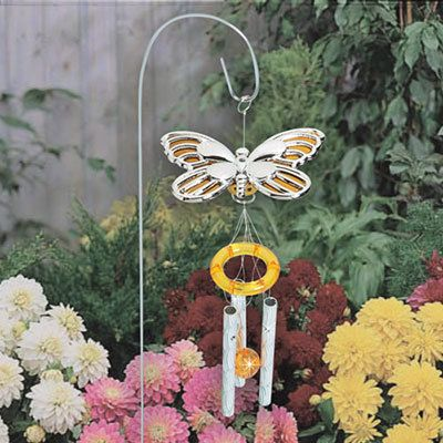Butterfly Plant Chime