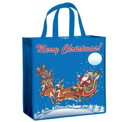 Santa's Journey Tote