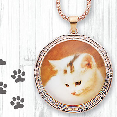 Elegant Kitty Necklace