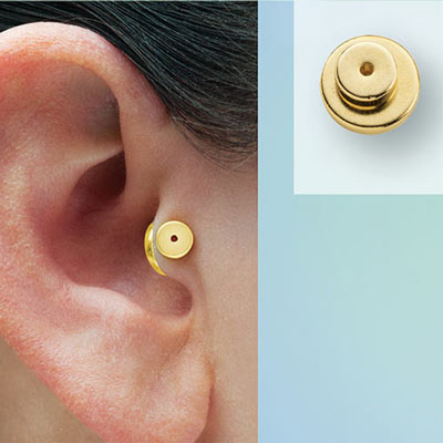Weight Loss Magnetic Earring