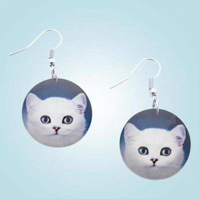 Cute Kitty Earrings