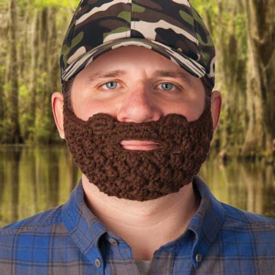 Hairy Hillbilly Beard