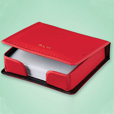 Personalized Notebox