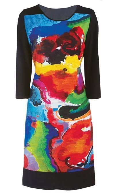 Colorful Inspirations Dress