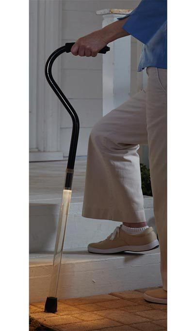 Walk Bright Lighted Cane
